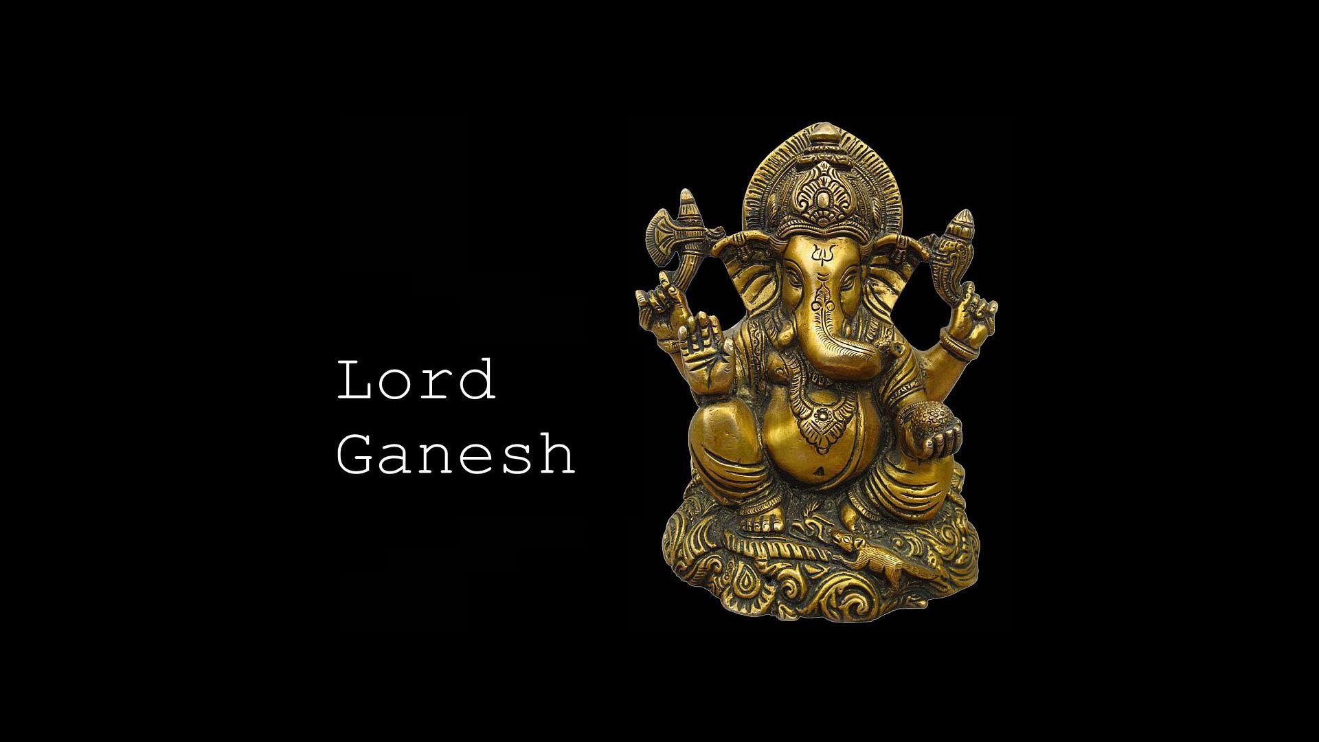 Download Lord Ganesha HD Desktop Wallpaper