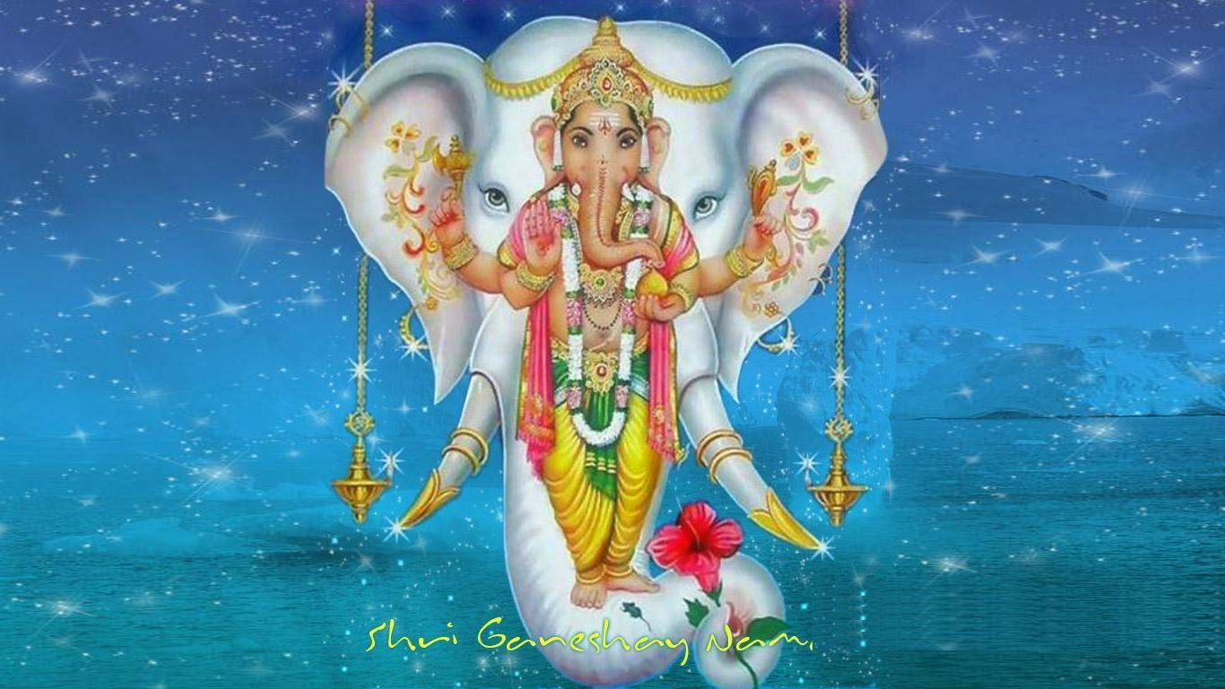 Elephant Head God Lord Ganesha HD
