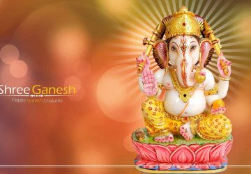 Ganesh Chaturthi Cute Ganesha Images Hd