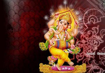 Lord Ganesha 1080p Hindu God HD Desktop Wallpapers