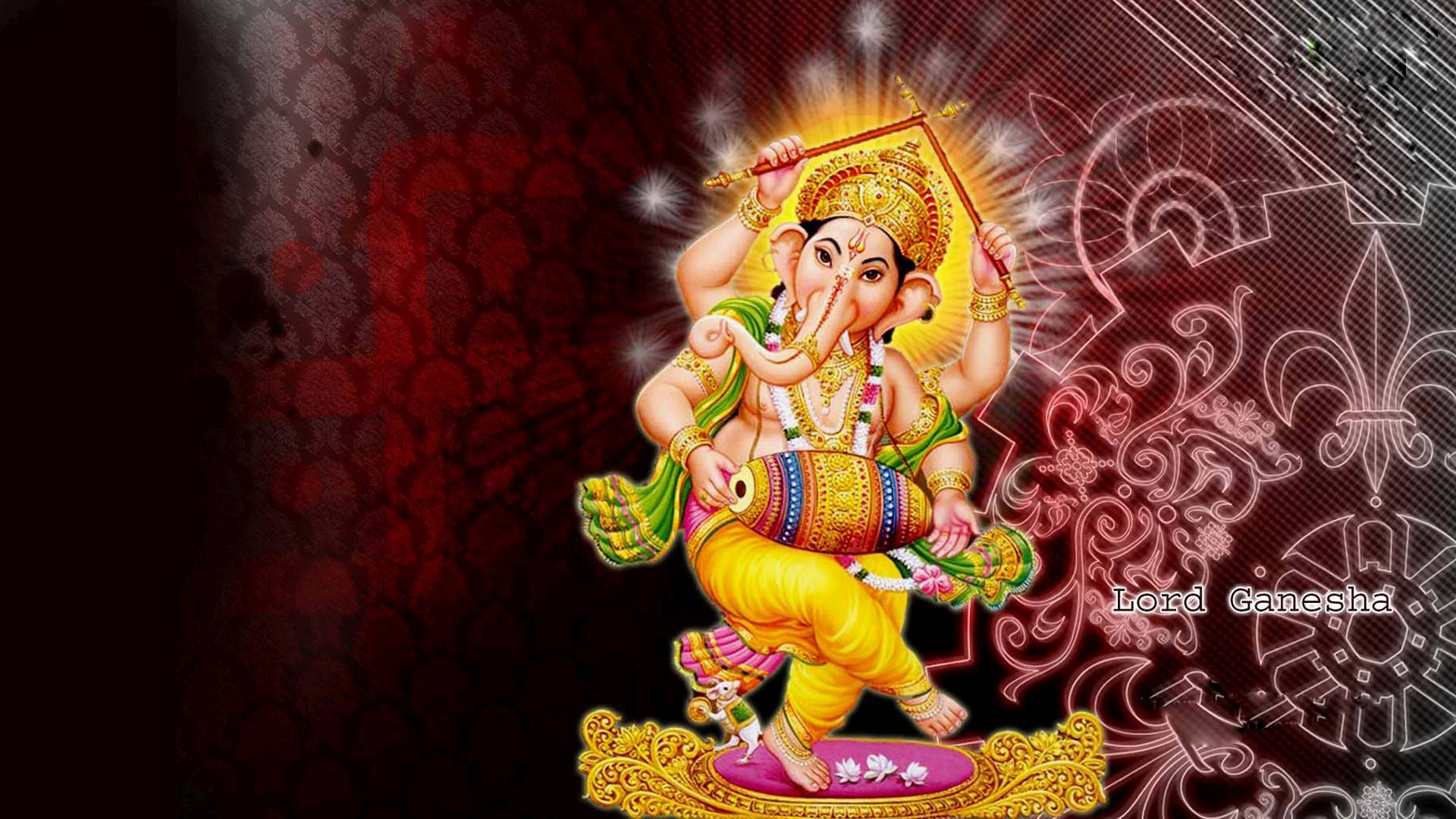 lord ganesha 1080p hindu god hd desktop wallpapers | god hd wallpapers