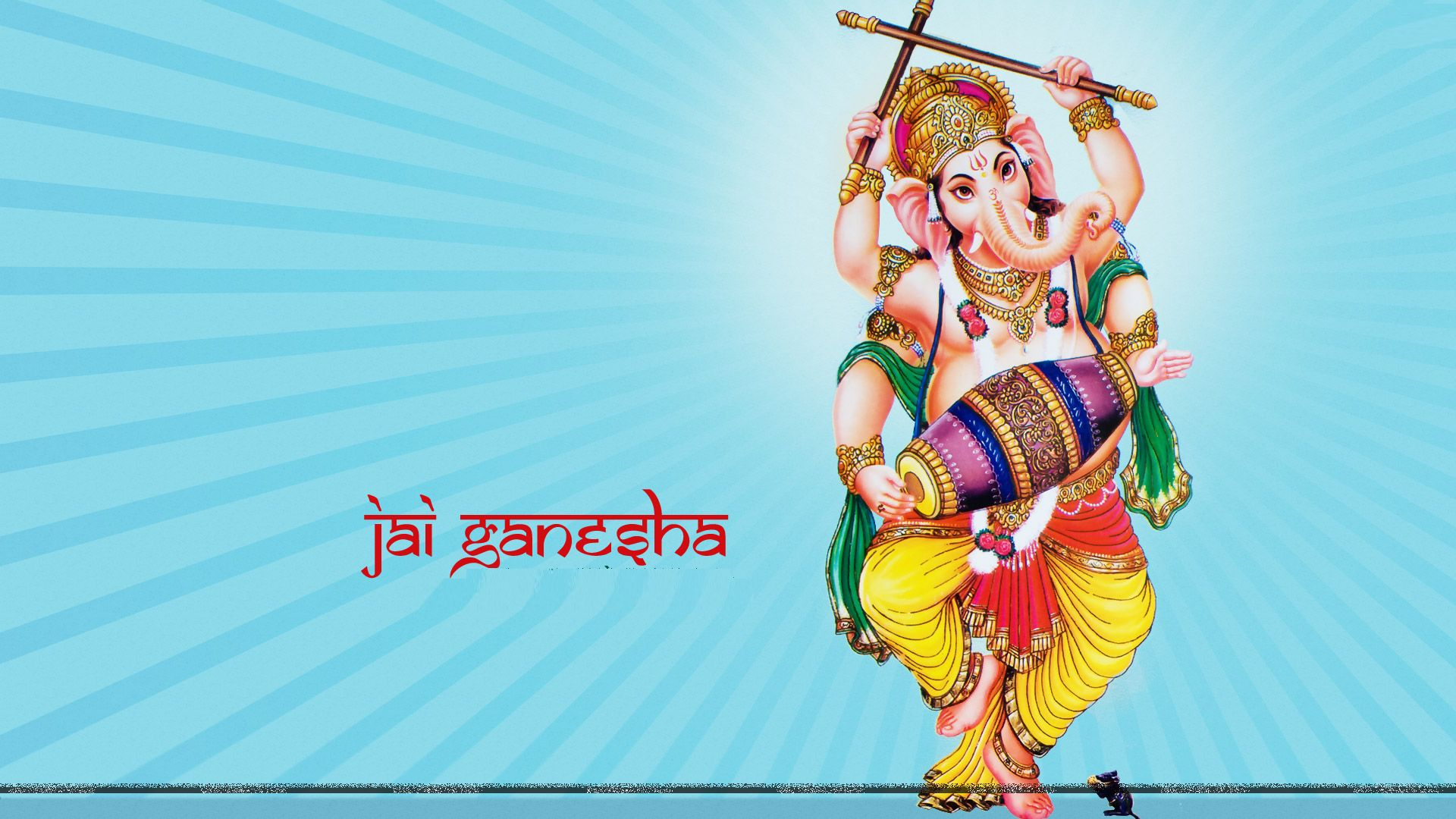 Ganesh Ji HD Wallpaper