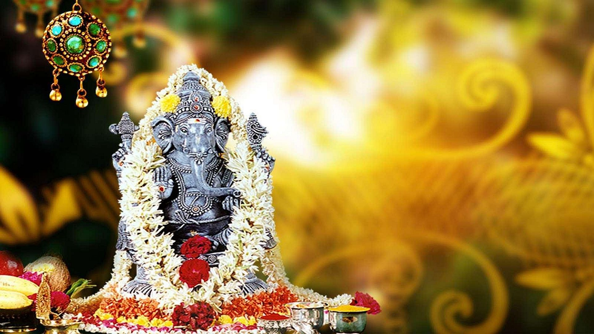Ganpati Wallpaper Full HD