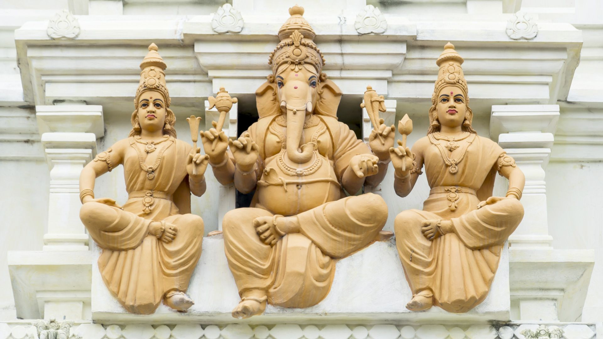 Lord Ganesha 1080p Hd Hindu Gods And Goddesses