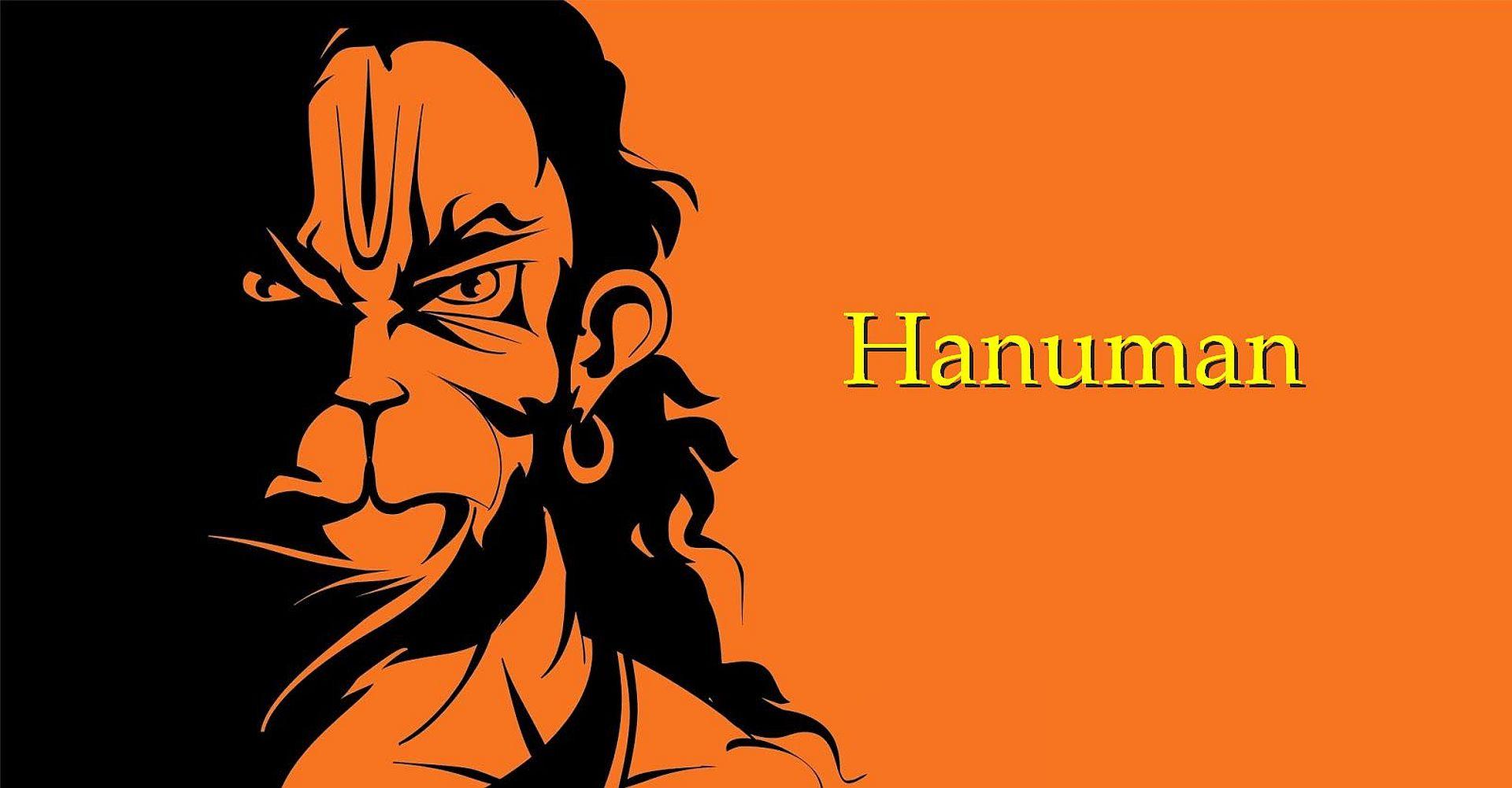 angry hanuman hd wallpaper 1080p labzada wallpaper