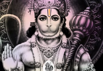 Hanuman Photo Original