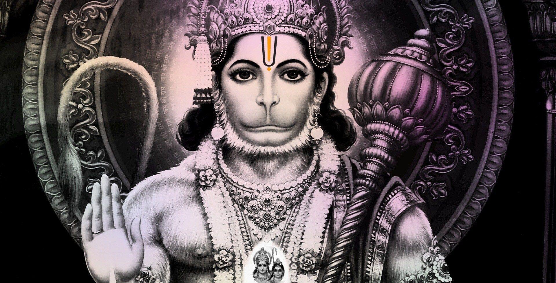 Hanuman Photo Original