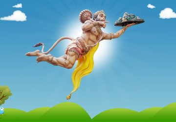 Hanuman Wallpaper 3d