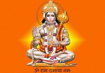 Lord Hanuman Wallpaper For Mobile