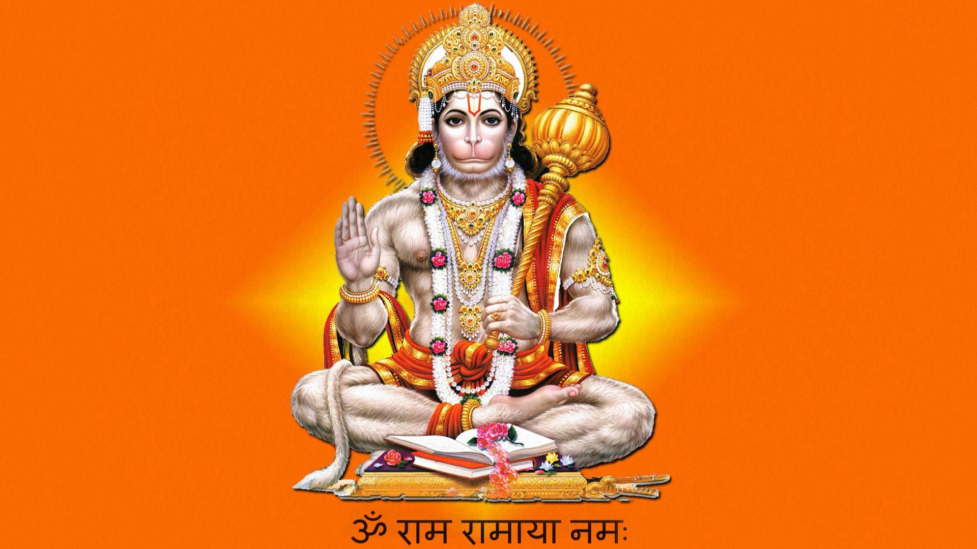 Lord Hanuman Wallpaper For Mobile
