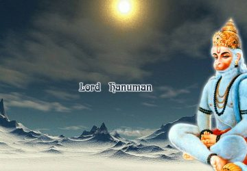 Lord Hanuman Wallpaper Images