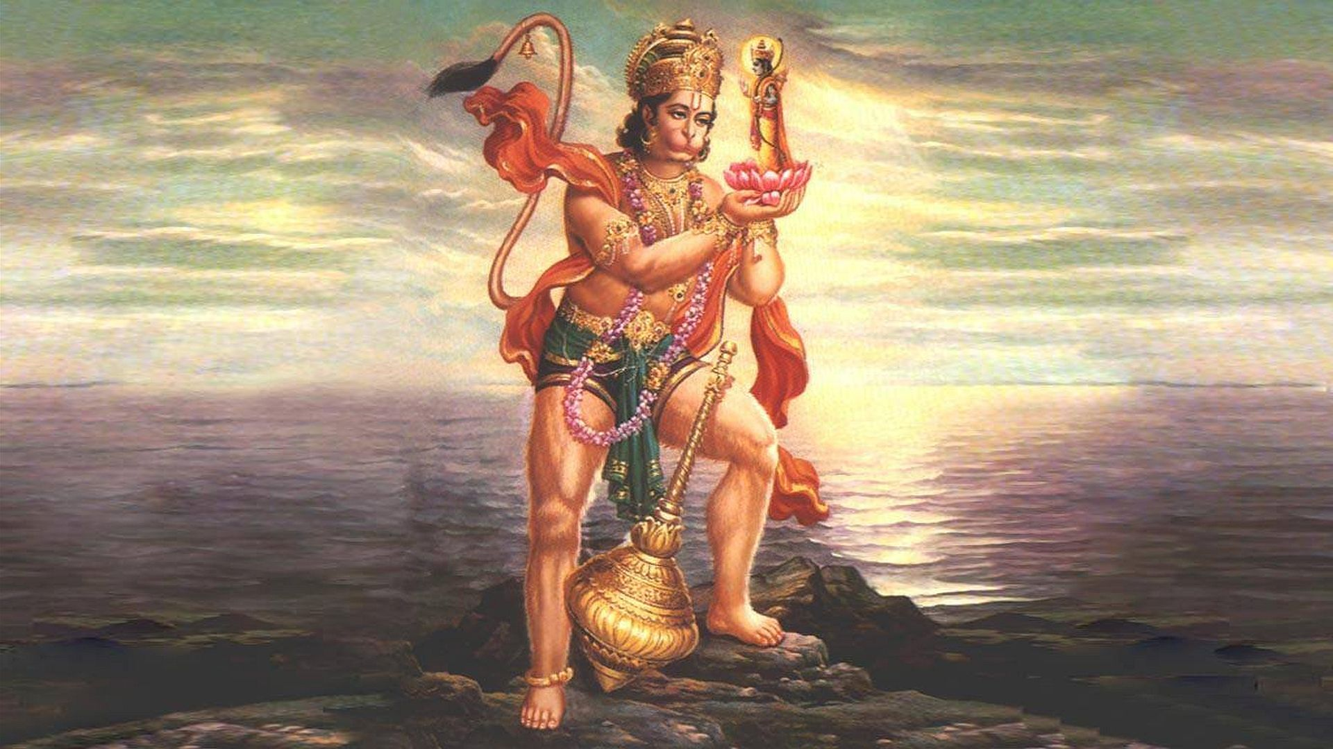 Lord Hanuman Wallpaper Hindu Gods And Goddesses