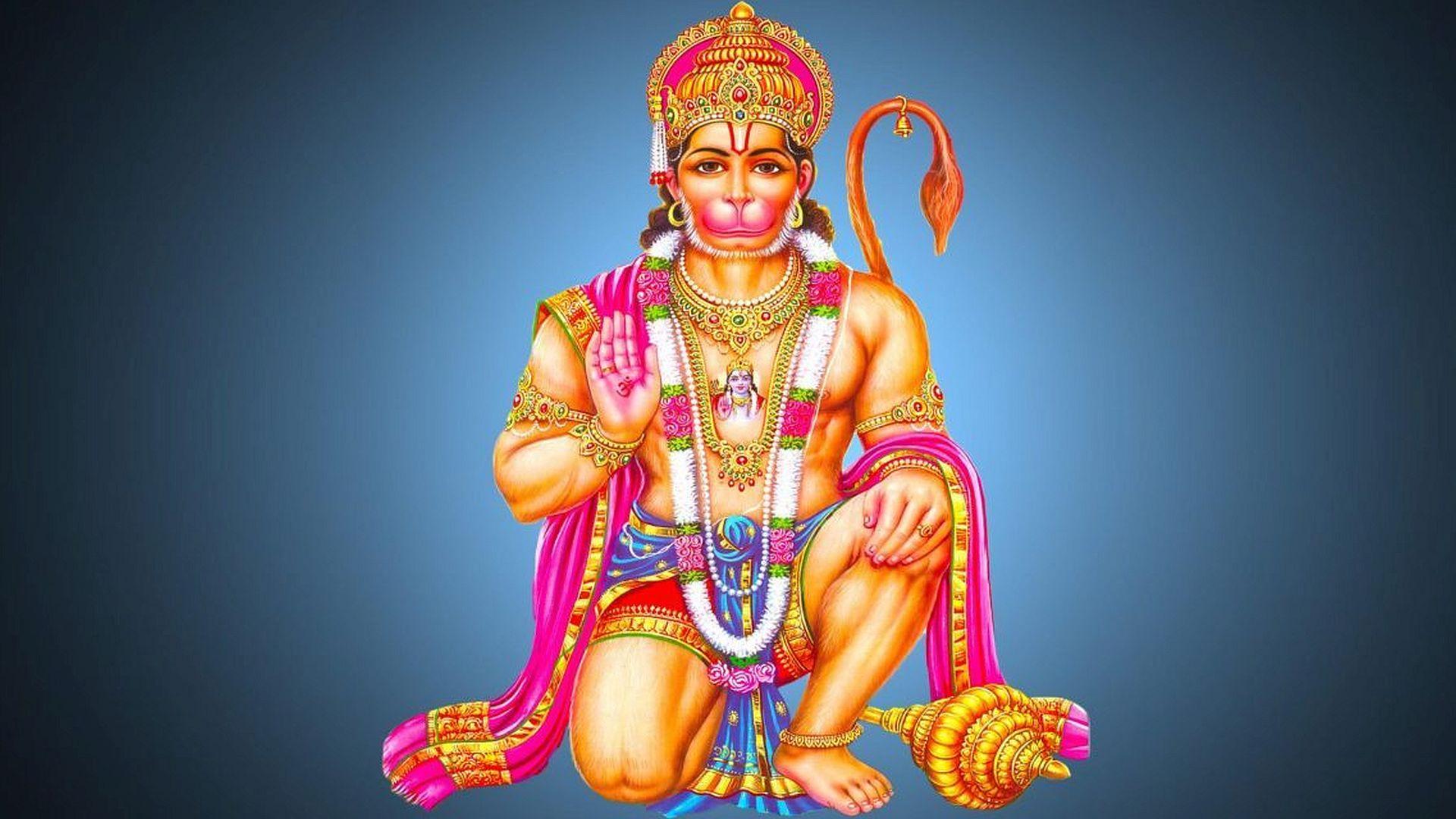 Lord Hanuman Hd Image Hindu Gods And Goddesses