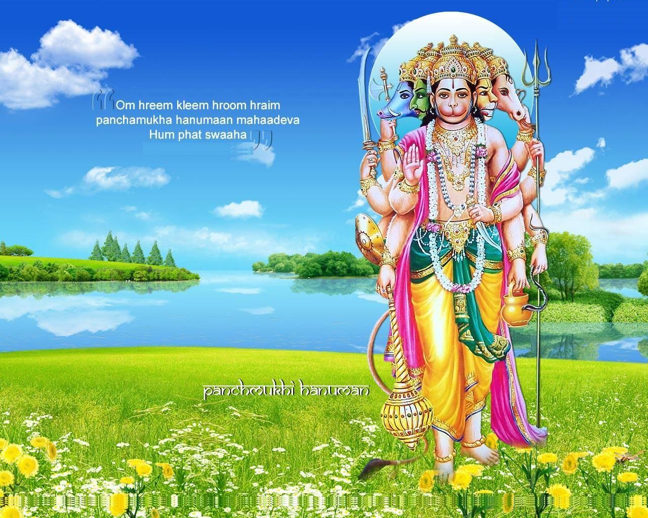 Panchmukhi Hanuman Free Download