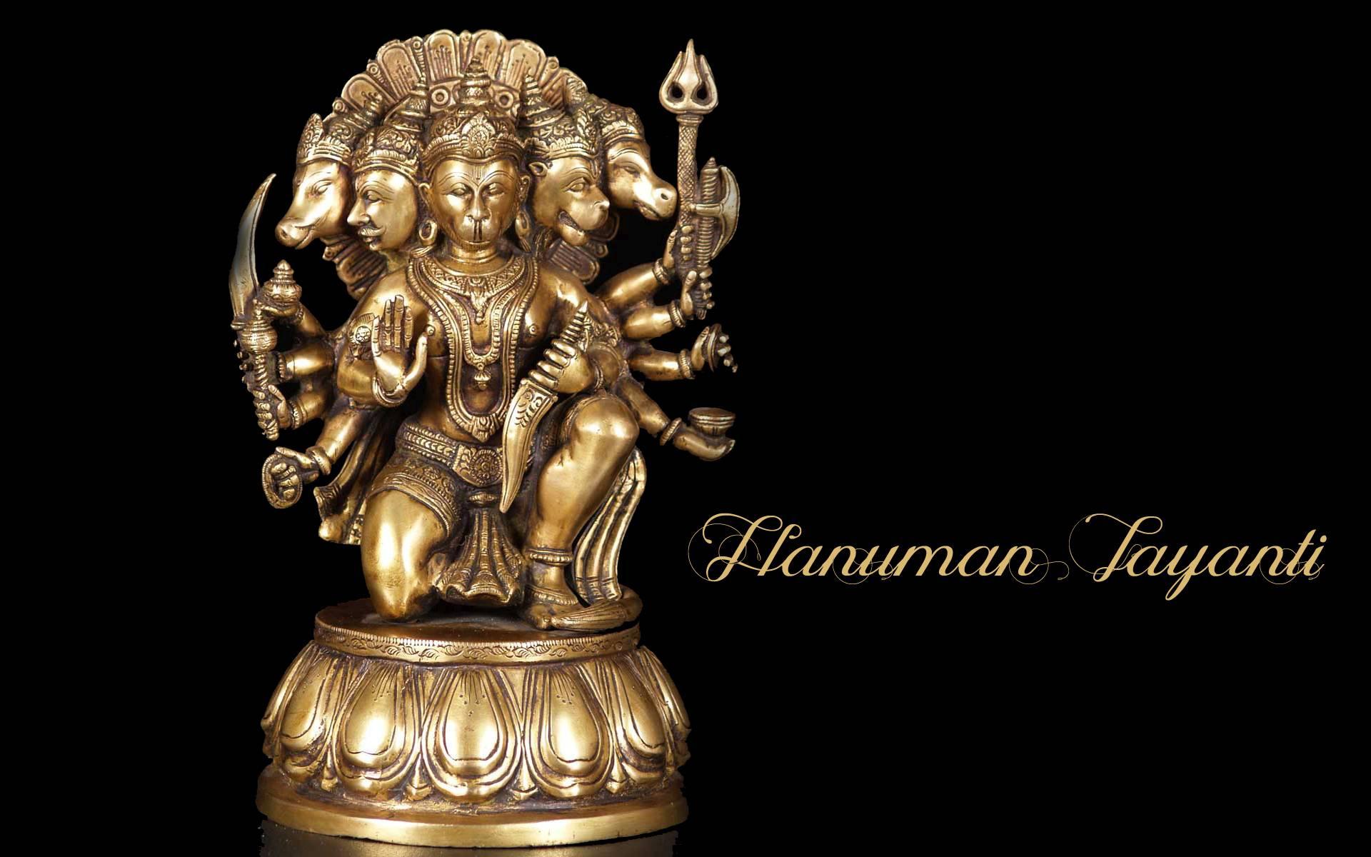 Panchmukhi Hanuman Latest Hd Wallpaper