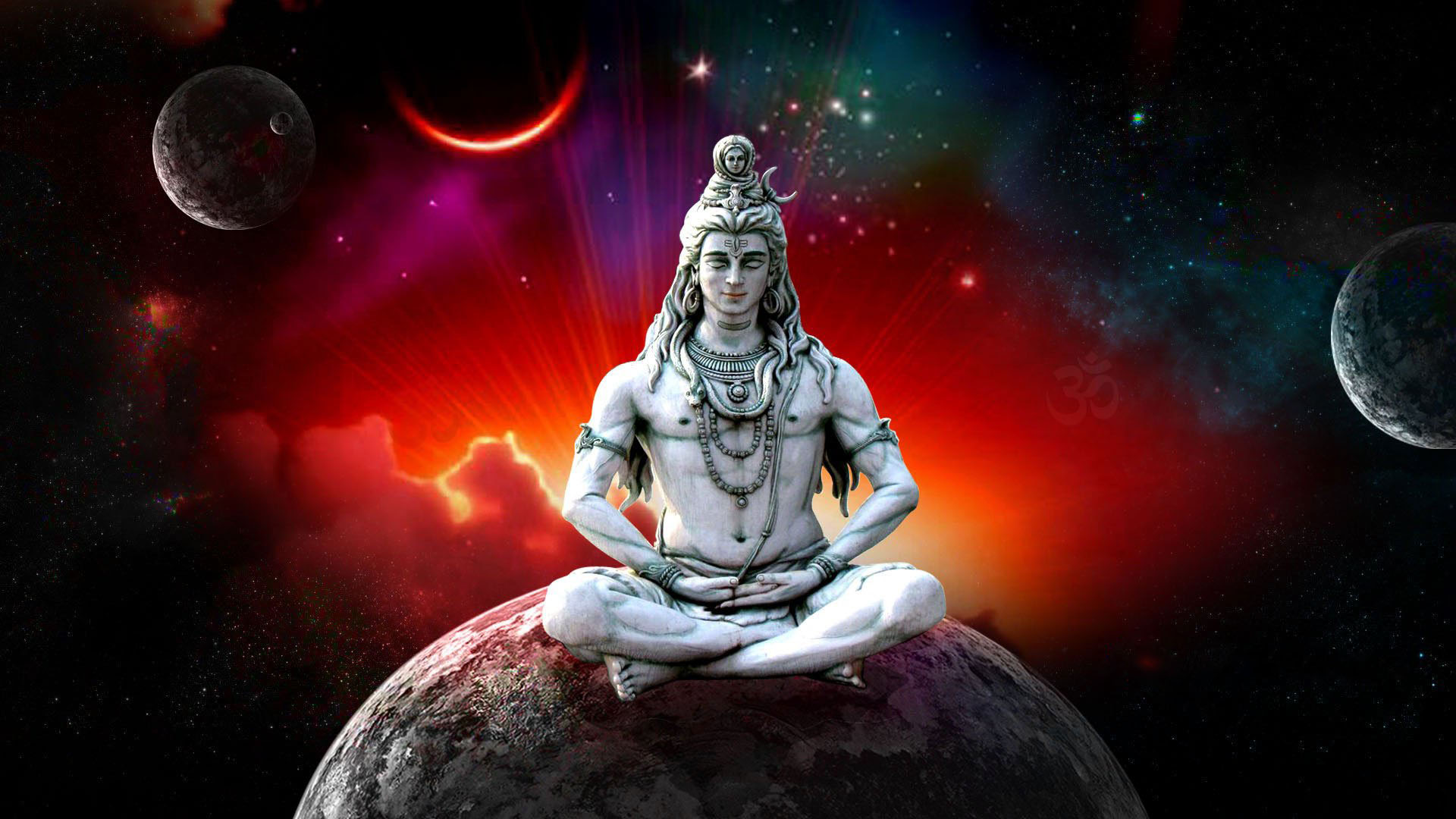 4d Shiva Wallpapers Hindu Gods And Goddesses