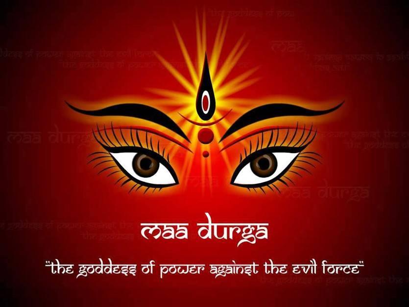 HD Maa Durga Navratri Wallpaper