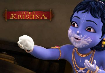 Little Krishna 3d Hd Wallpaper