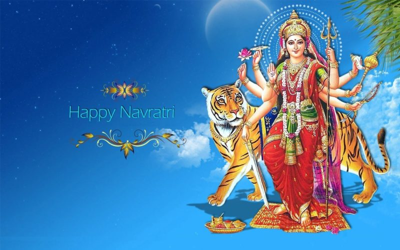 Maa Durga High Quality Wallpaper