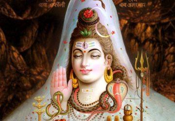 Shiv Shankar Bhole Nath Lord Shiva Amarnath Shivling Wallpaper