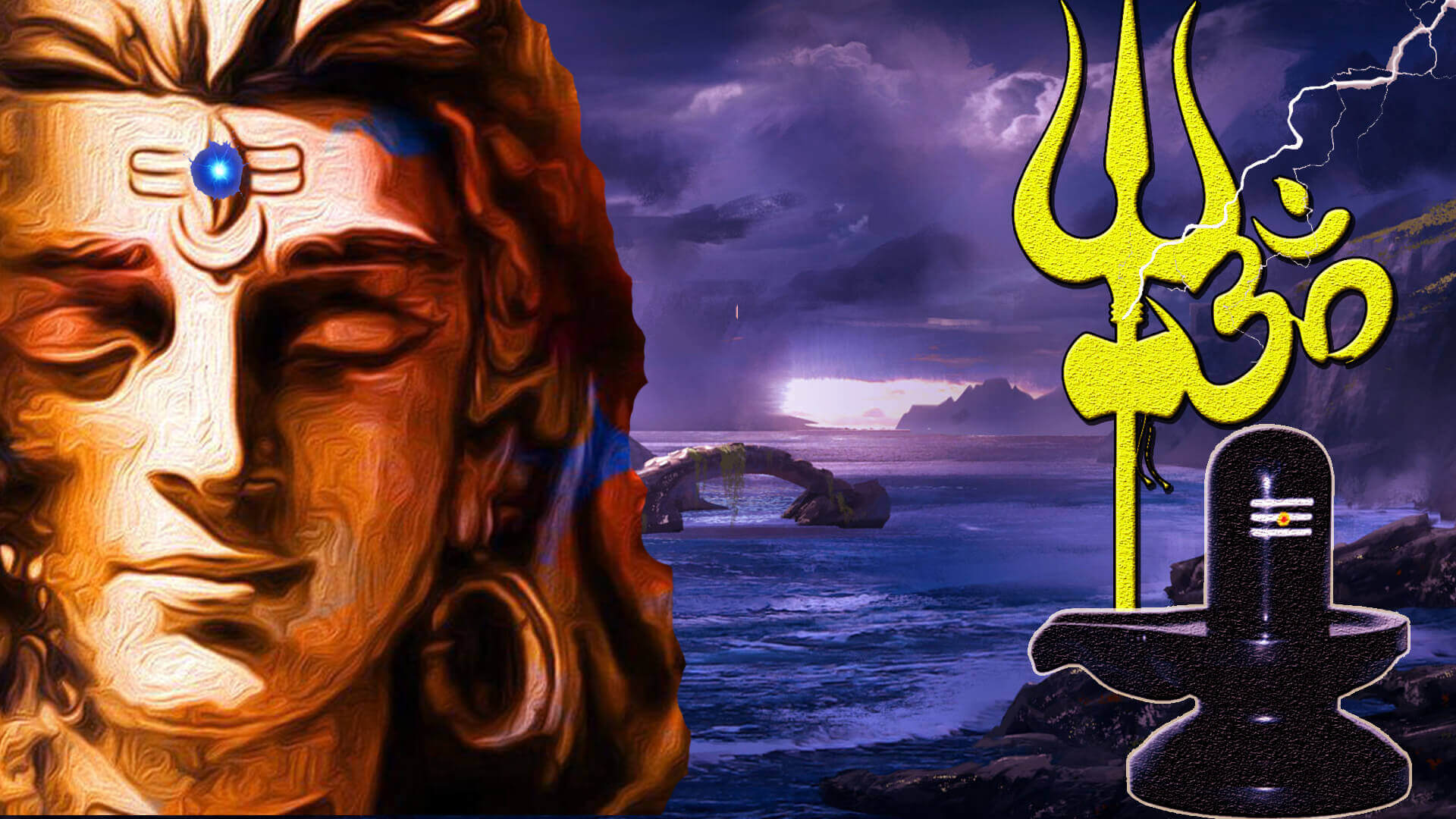 Baba Barfan Somnath Mahadev Shivi Hd Image Wallpapers