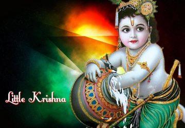 Baby Krishna Images Free Download