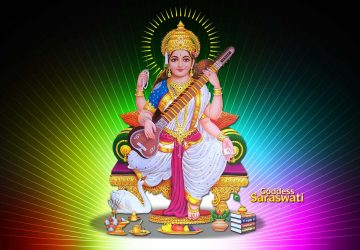 Beautiful Images Of Maa Saraswati