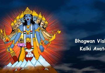 Bhagwan Vishnu Kalki Avatar