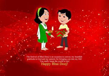 Bhai Dooj Status For Sister