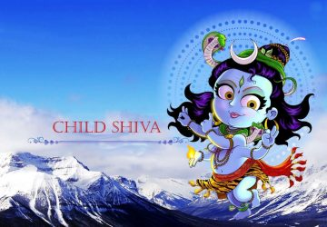 Child Shiva Hd Wallpapers