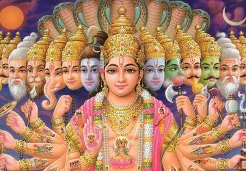 Desktop Wallpaper Lord Vishnu