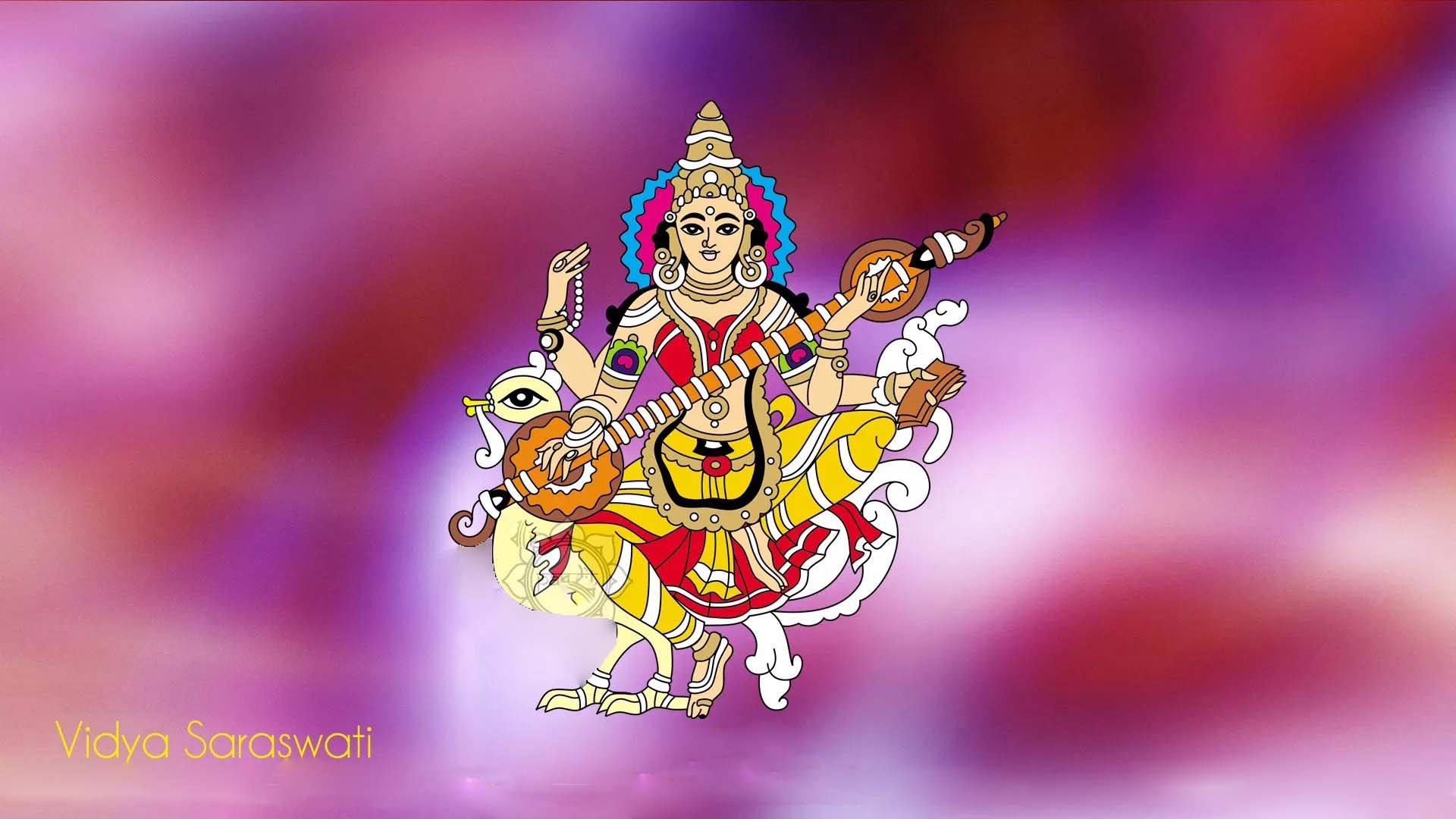 Devi Saraswati Images