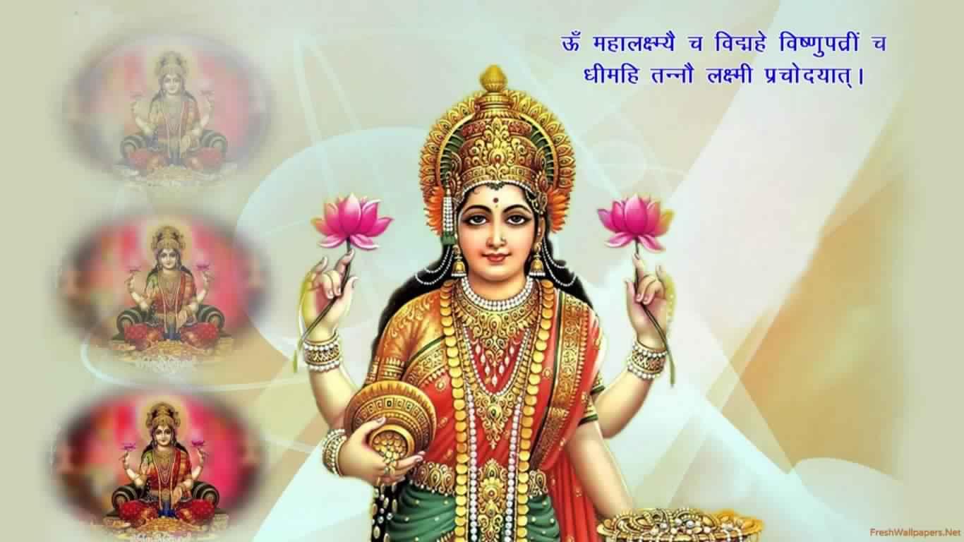 Diwali Lakshmi Pooja Mantra