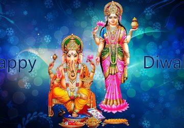 Diwali Laxmi Ganesh Position