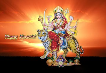 Download Navratri Special Wallpapers