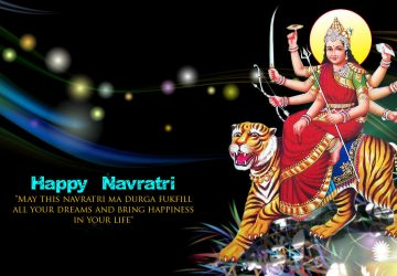 Durga Ashtami Wishes In English