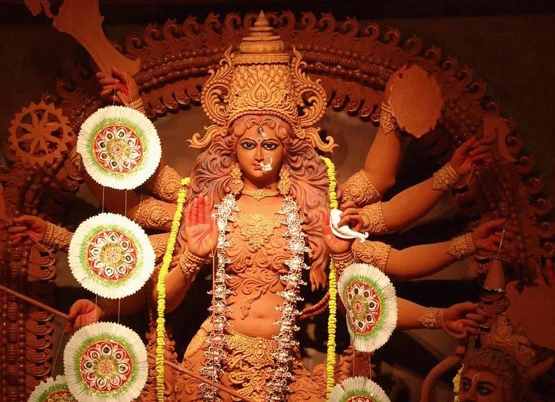 Durga Festival Durgapuja Wallpaper