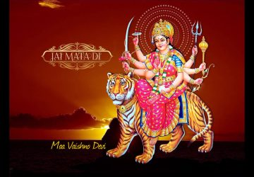 Durga Maa Wallpaper Full Size