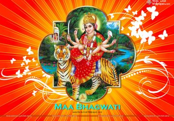 Durga Wallpapers For Desktop