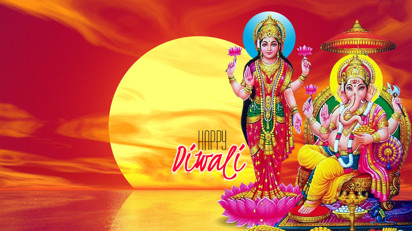 Ganesh Laxmi Wallpaper Full Size Hd