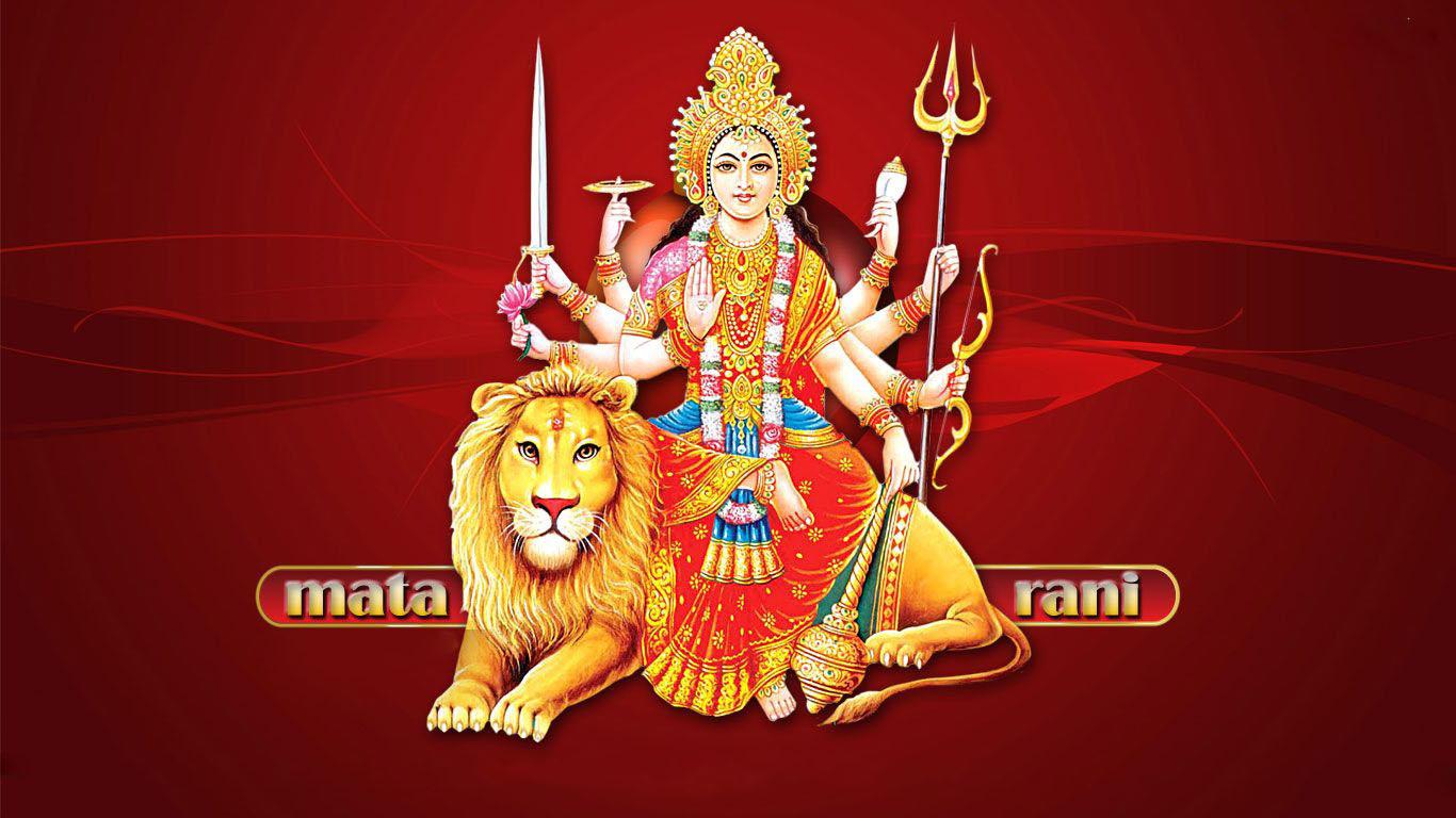 God Durga Images And Wallpaper