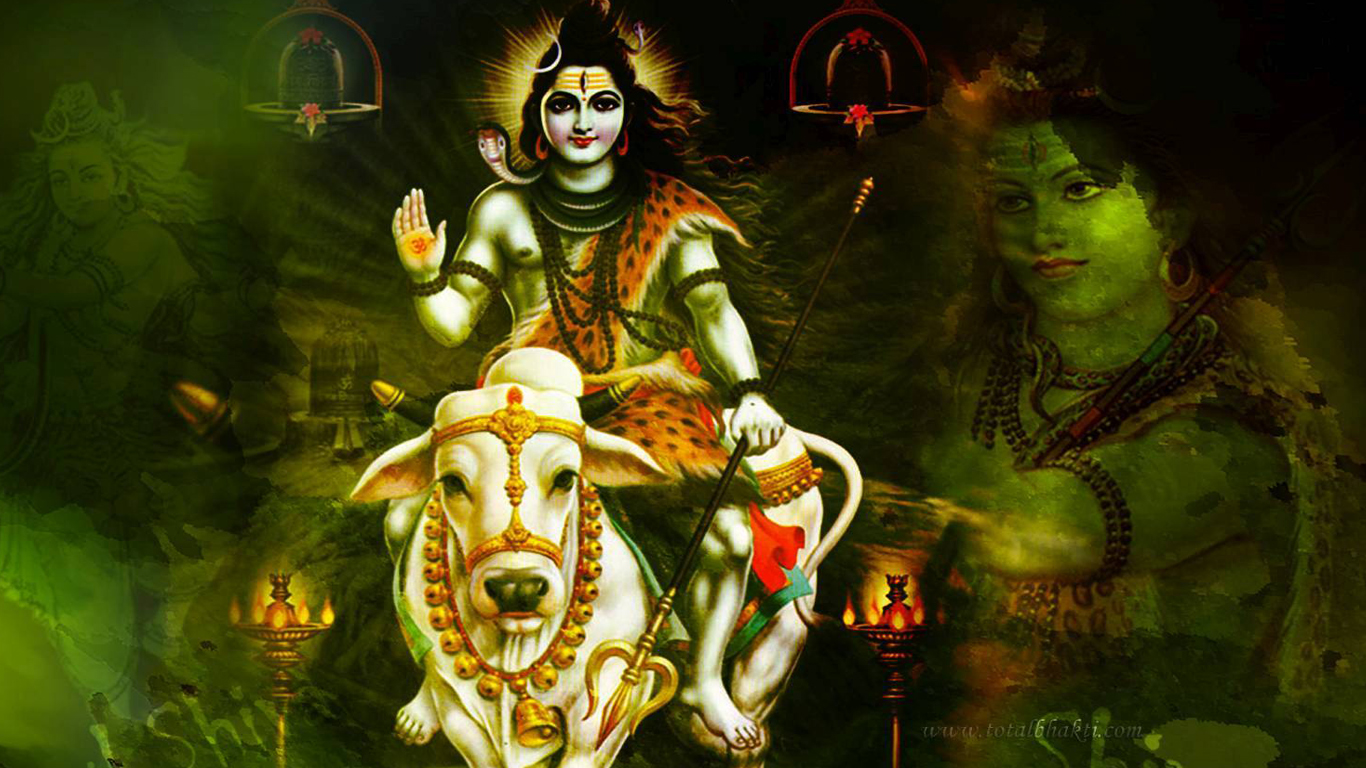 God Shiva Wallpaper 3d