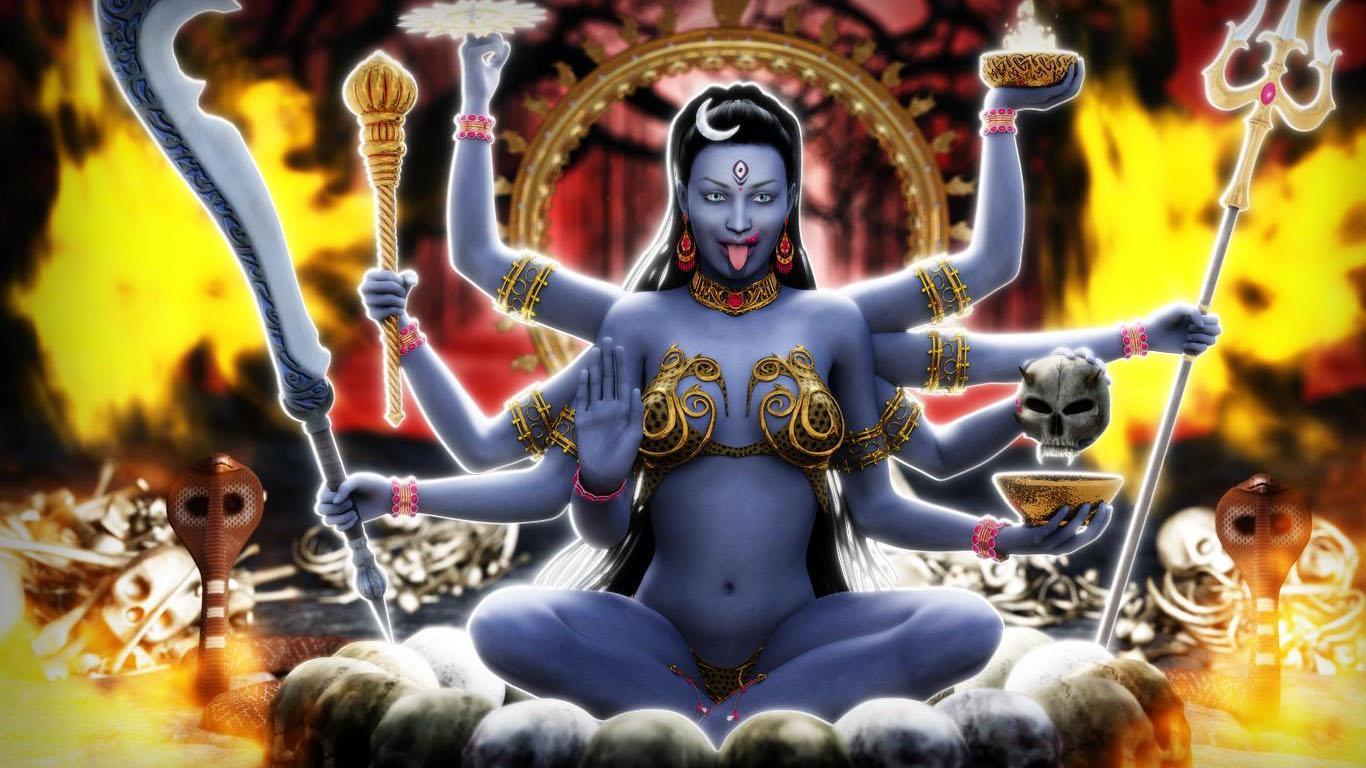 Goddess KaliI Hd Images For Desktop