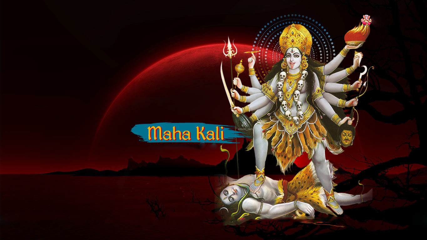 Goddess KaliI Hd Wallpapers