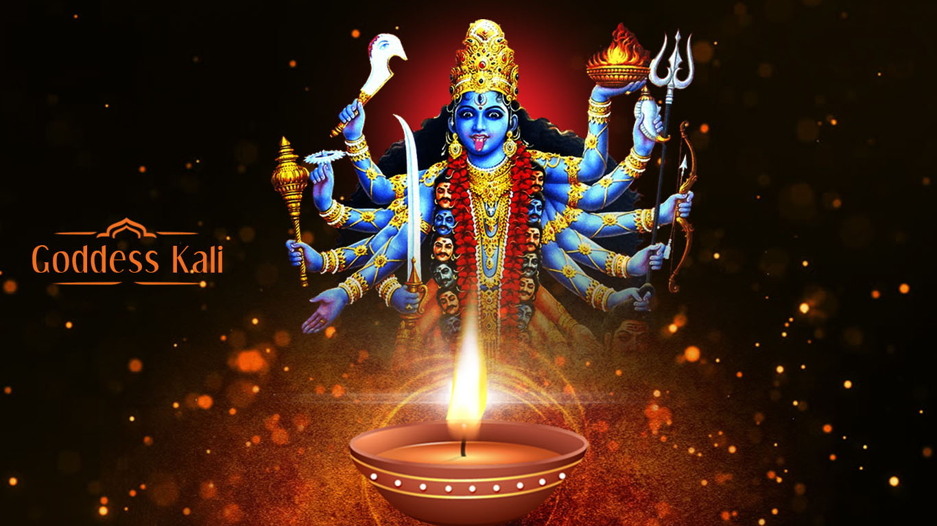 Goddess KaliI Photo