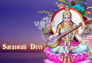 Goddess Saraswati Hd Images Free Download