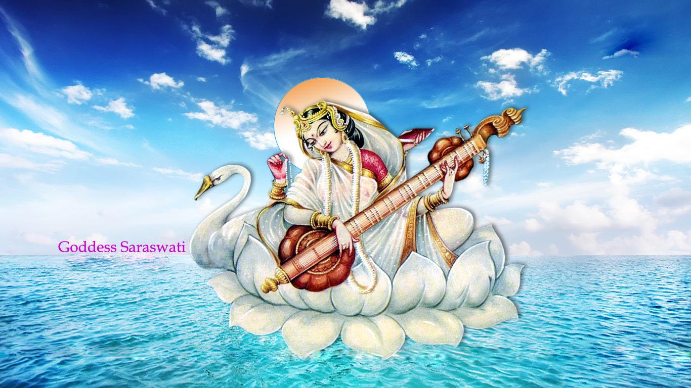 Goddess Saraswati Images Png