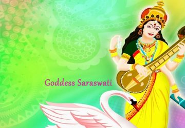 Goddess Saraswati Pic In Hd