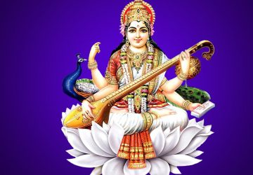 Goddess Saraswati Wallpapers Hd
