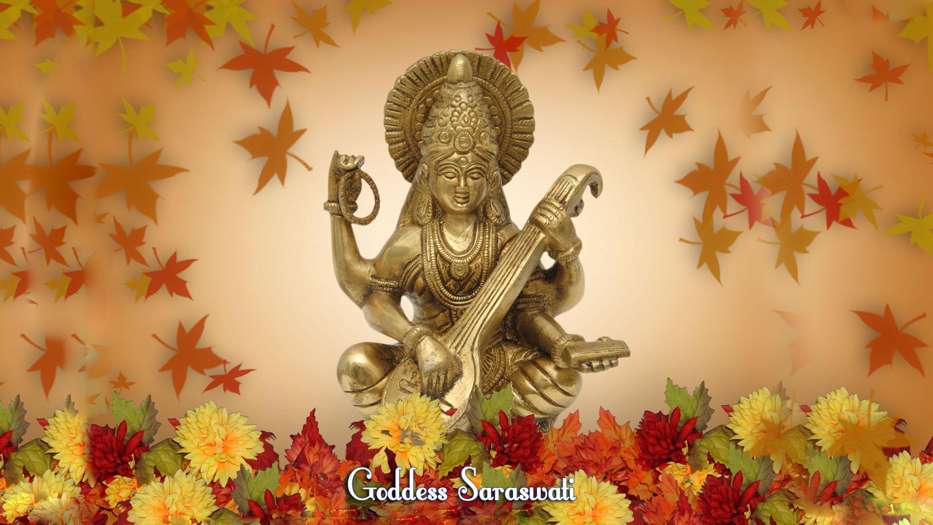 Goddess Saraswati Wallpapers Mobile Hindu Gods And Goddesses